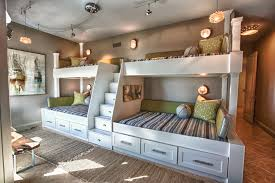 Bunk Beds L Shaped L Shaped Bunk Beds For Low Ceilings Glamorous Bedroom Design