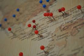 World Map With Pins by Map Life Use It As Inspiration