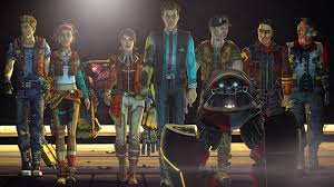 tales from the borderlands is terrific and u0027telltale fatigue u0027 is