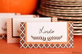 17 diy thanksgiving place card ideas free printable thanksgiving