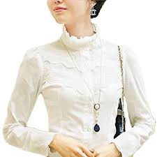 vintage blouse nonbrand winter office sleeve shirt lace top womens vintage