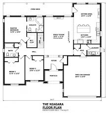4 bungalow style house plan floor and elevation strikingly design
