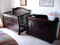 White Cribs With Changing Table Baby Cribs With Changing Table Baby Crib And Dresser Astonishing