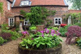 courtyard garden ideas small french courtyard gardens planted with shrubs and small trees
