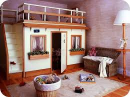 cabane enfant chambre chambre cabane enfant bébé maison bois lit cabane idées déco
