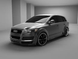 audi jeep 2016 computer generated design transport audi pinterest audi q7