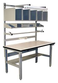 pro line packing table esd laminate 60 in d 33vc40 iwbpb6030c