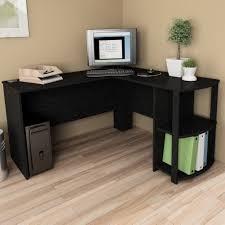 wayfair glass corner desk decorative desk decoration