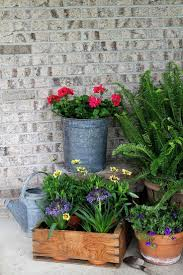 109 best garden ideas containers images on pinterest flowers