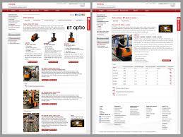 toyota web page b2b webdesign essential