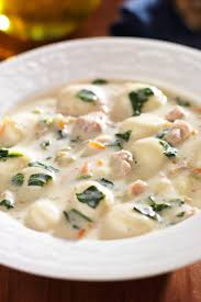 Olive Garden Family Meals To Go Olive Garden Chicken And Gnocchi Soup Copycat Kitchme