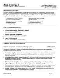 Sample Resume For Supervisor Position by Resume Mark Weinberger Ey Sample Cv For Cashier Job Job