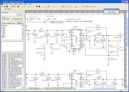 28 circuit diagram cad software proficad 6 5 by proficad