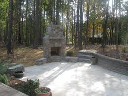 How Much To Build A Fireplace Granite Outdoor Fireplace Stone Outdoor Fireplace With Stone