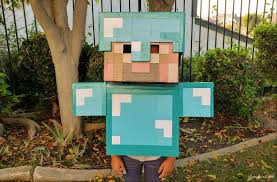 minecraft costumes diy minecraft costume diy inspired