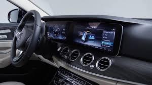 mercedes interior 2017 mercedes e class interior