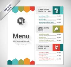 5 course menu template 50 free restaurant menu templates food flyers covers psd vector
