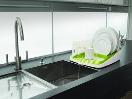 Kitchen Sink Dish Rack Decor Tips Kitchen Decoration And Dish Drying Rack With Dish
