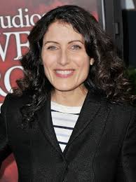 lisa edelstein at halloween horror nights opening night in
