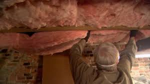 Best Way To Insulate A Basement by How To Insulate Under Floors In A Basement Or Crawlspace Today U0027s