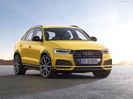 Audi Q3 Estate Special Editions 1 4t Fsi S Line Edition 5dr Leasing
