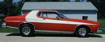 Starsky And Hutch Movie Car S U0026h Stripe Help Please The Ford Torino Page Forum