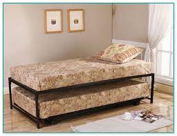 Bed With Pull Out Bed Bed With Pull Out Bed Underneath