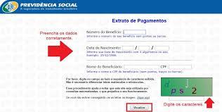 www previdencia gov br extrato de pagamento extrato inss como consultar informações detalhadas passo a passo