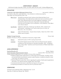 Sample Associate Attorney Resume by Sample Resume For Lawyer Free Resume Example And Writing Download