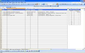 Wedding Expenses List Spreadsheet Excel Template Budget 15 Free Personal Budget Spreadsheet Excel