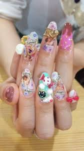 185 best kawaii nail design images on pinterest kawaii nails