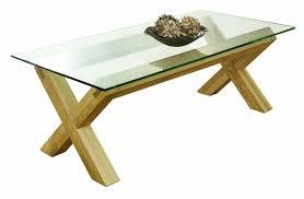 Modern Glass Coffee Tables Extraordinary Modern Oak Coffee Table U2013 Round Oak Coffee Tables