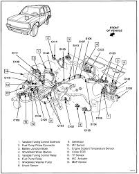 1994 chevy s10 fule pump relay location