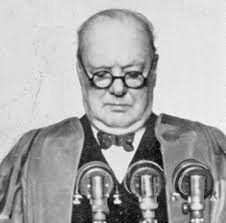 What Does The Phrase Iron Curtain Mean Winston Churchill Gives His Iron Curtain Speech In 1946 Ny Daily