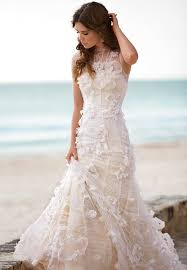 relaxed wedding dress picture of beautiful and relaxed wedding dresses