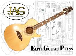 cutaway acoustic guitar plan by jaguitars