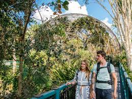 Rockhton Botanic Gardens And Zoo Rockhton Zoo The Attraction Queensland