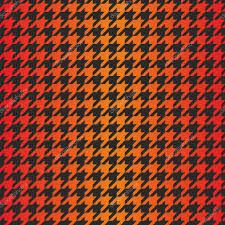 houndstooth seamless vector dark pattern traditional scottish
