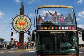 San Francisco Big Bus Tour Map by Big Bus San Francisco Discount Tickets For 24 Hours