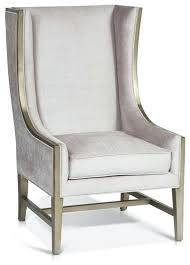 contemporary wing chairs contemporary wing chair living room high back wing arm chair