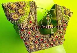 wedding blouses designer wedding blouses chennai sleeved blouse