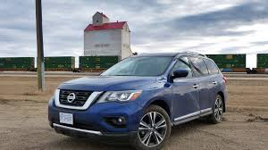 nissan pathfinder gas release road trip calgary curling and corner gas in a 2017 nissan