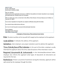 Best Resume For Interview by Job Letter U0026 Resume Writing