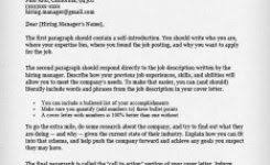 do you need a cover letter for your resume resume examples 2017