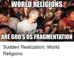 Sudden Realization Meme - 25 best memes about sudden realization sudden realization memes