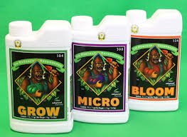 combo advanced nutrients 3 part ph perfect grow micro bloom