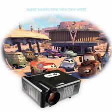 home theater projector 1080p excelvan cl720d ditital full hd multimedia lcd led video home