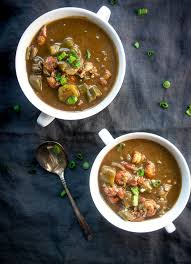 lot of 6 gumbo soup how to louisiana seafood gumbo with okra went here 8 this