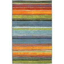 Orange And Blue Area Rugs Area Rugs Contemporary Area Rug Kirklands