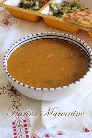 cuisine marocaine harira harira marocaine